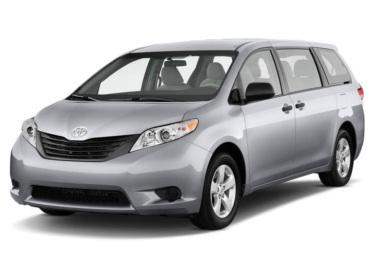 Passenger Minivan 7 personen